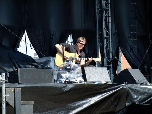Bjorn Berge at Ottawa Bluesfest 2010