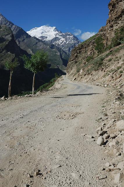 Road Manali - Leh