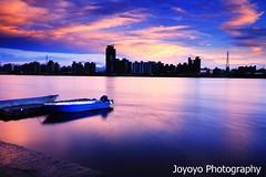 福安河濱公園 (joyoyo) Tags: river nikon taiwan tokina taipei 台灣 台北 1224mm f4 tamsui 淡水河 d90 wideanglephotography t124 tokinaatx124afprodx1224mmf4 ultrawidelens joyoyo tokinat124 福安碼頭 超廣角鏡