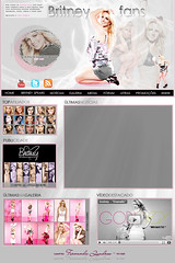Layout Britney (Nanda .) Tags: music woman 3 sexy ice me female layout design site dance break spears cd web mulher pop gimme more fotos bitch singer vocalist piece britney msica candies template blend vocalista montagem cantora womanizer