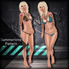 _Urbanity_ Summertime Pattern