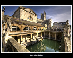 Roman Baths, Bath - Joseph Molinari