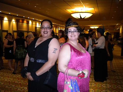 ladyoflosttimes and myself