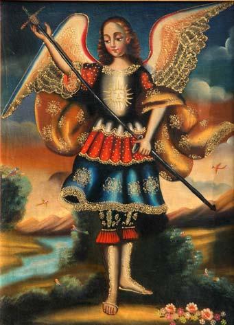 san adriele archangel..