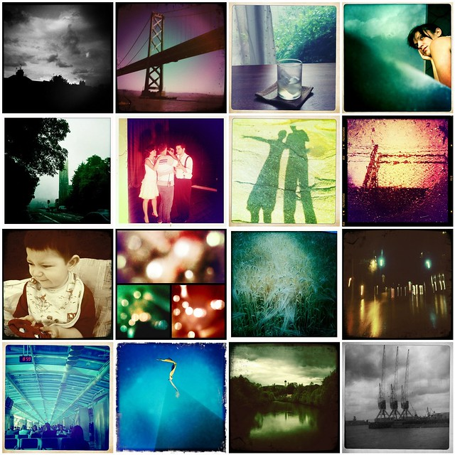 Hipstamatic Favorites