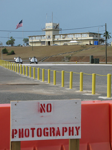 Courthouse at Guantanamo