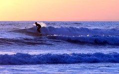 Evening Surf in Jersey