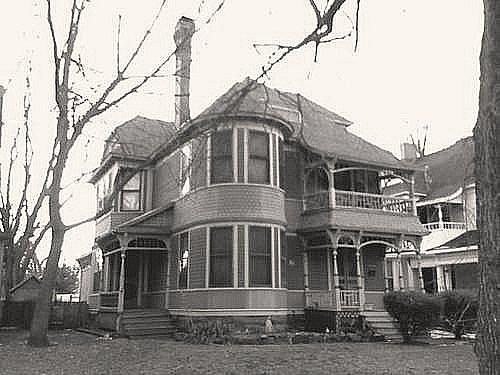Harding House; Wichita KS
