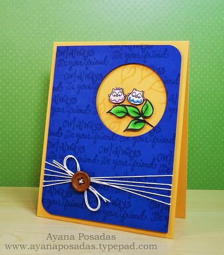 Owl Card (2)