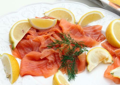 Picnic Smoked Salmon