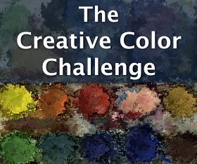 The Creative Color Challenge Button