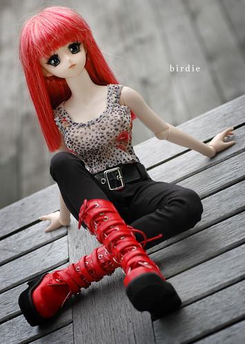 New boots! [Dollfie Dream] 4812312433_79a4de4b0c