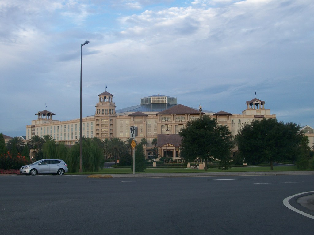 The Gaylord Palms Hotel