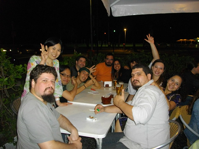 リオデジャネイロ Rio.pm とサンパウロ Sao-Paulo.pm の人に会ってきた。#Perl