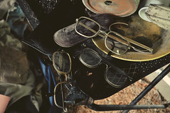 coolglasses (yyellowbird) Tags: old house abandoned vintage glasses cool grandpa