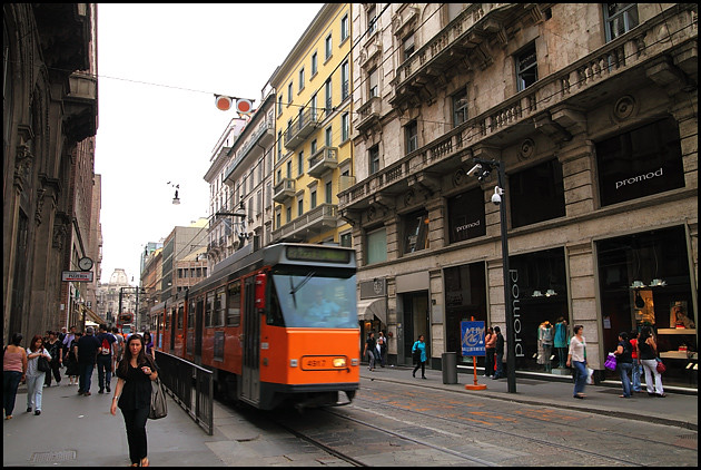 milan-tram