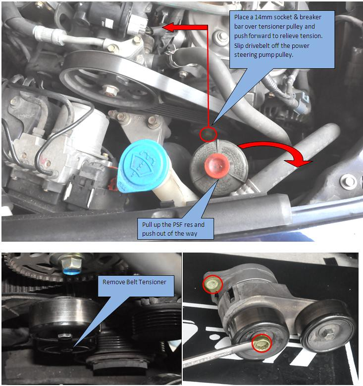 2003 Acura Tl Camshaft: How-To Timing Belt, Water Pump, & Spark Plugs