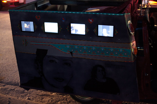 'Digital Meet Pakistani Truck Art'