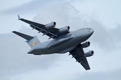 Boeing C-17A Globemaster III 10 (Ronnie Macdonald) Tags: 58th spirit iii airshow boeing globemaster denali usaf 2010 squadron fairford airlift riat c17a ronmac ronmacphotos 00172