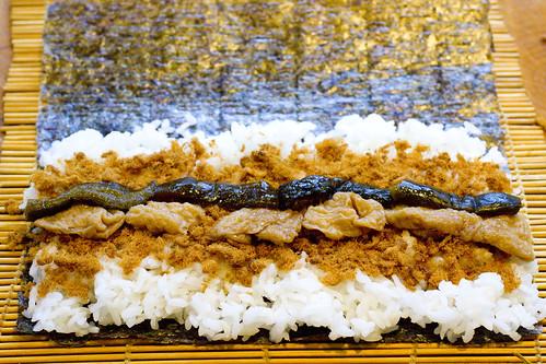 sushi filling 2