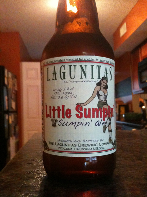 4819588526 4e2e3db16e z what were drinking: lagunitas