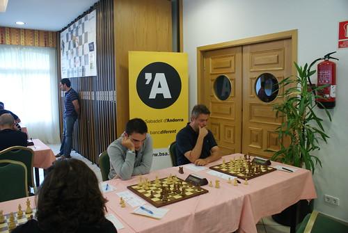 Axel Delorme (FRA) i Carlos Cruz-Lopez (ESP)