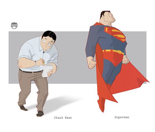 Kizer,  Superman - Clark Kent