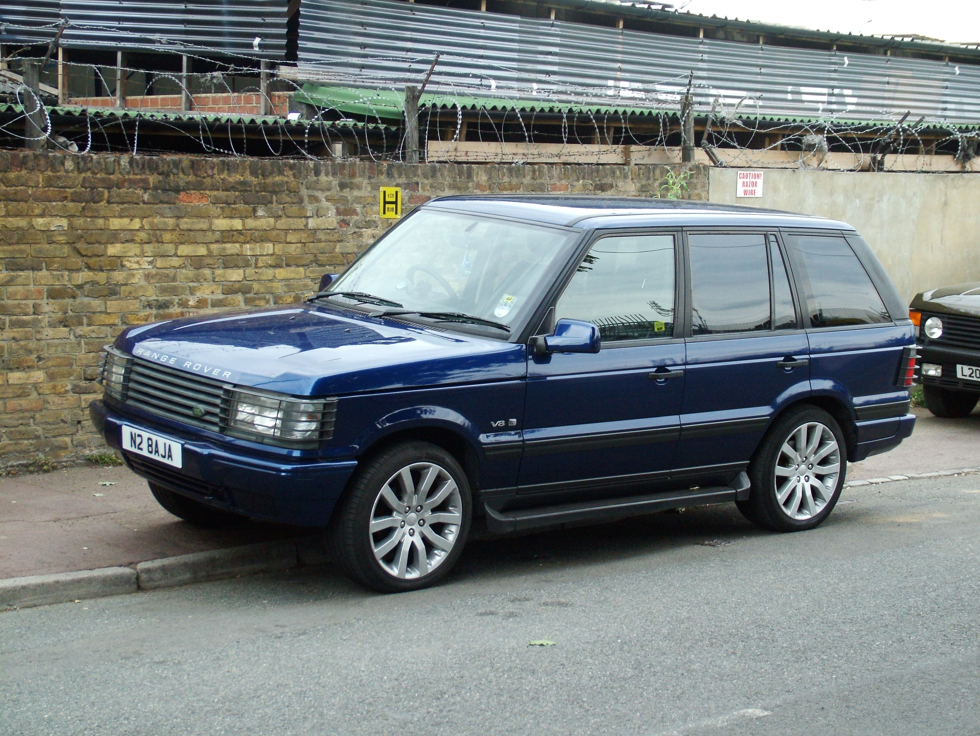 1996 Land Rover Range Rover Images Pictures And Videos