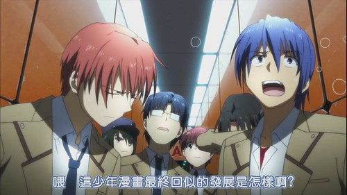 Angel Beats!|第 08 話「Dancer in the Dark」[21-03-15]