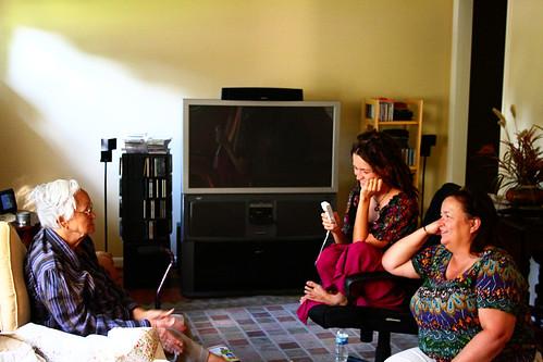 Tara Filming