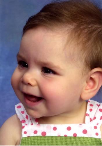 Leah 9 months