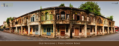 Old buildings | Phee Choon Road (Sir Mart Outdoorgraphy) Tags: panorama building heritage streetphotography oldbuildings panoramic georgetown photowalk penang oldbuilding markhall heritagesites penangflickr sirmart outdoorgraphy mattbrandon jalanpheechoon pheechoonroad scottkelbysworldwidephotowalk2010