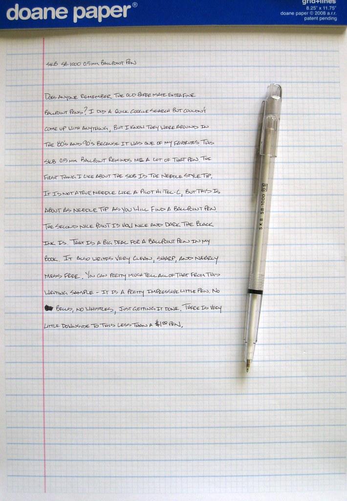 SKB Ballpoint Pen