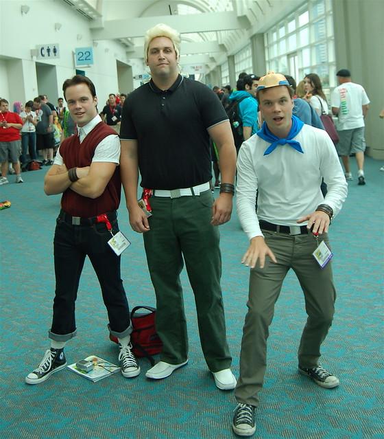 Comic Con 2010: Ventures