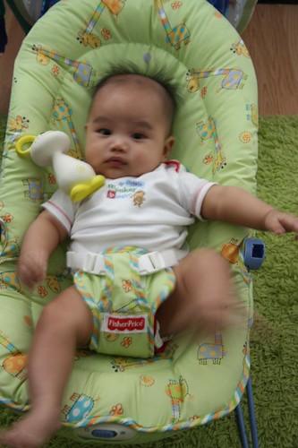 Baby Z 14 weeks