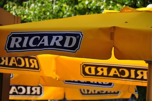 Ricard, Ricard, Ricard, ...