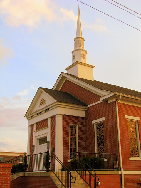 First Baptist Church - Carthage, TN