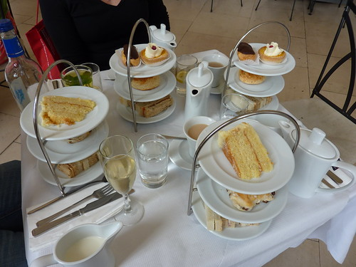 Afternoon tea at the Orangery Kensington Palace London (5)