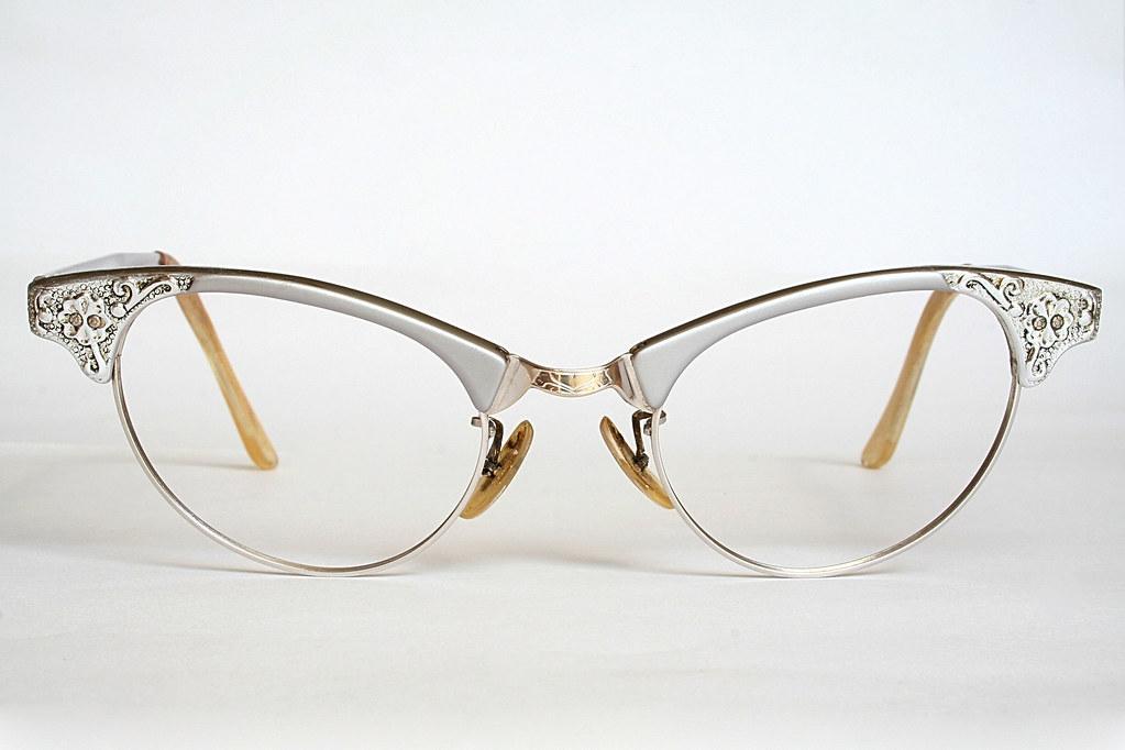 e24c8f36531 ArtCraft Aluminum Frames (Vintage Cat Eye Glasses) Tags  vintage  accessories eyewear eyeglasses cateye