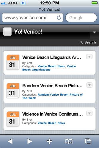YoVenice Mobile