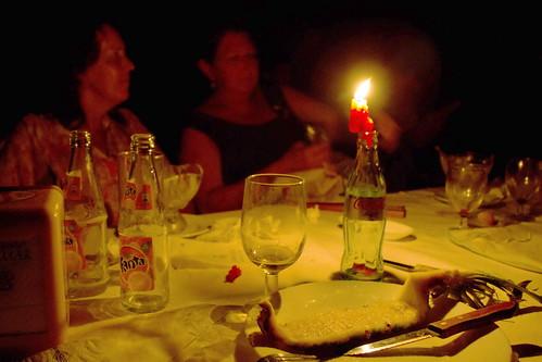 Cena de amistad