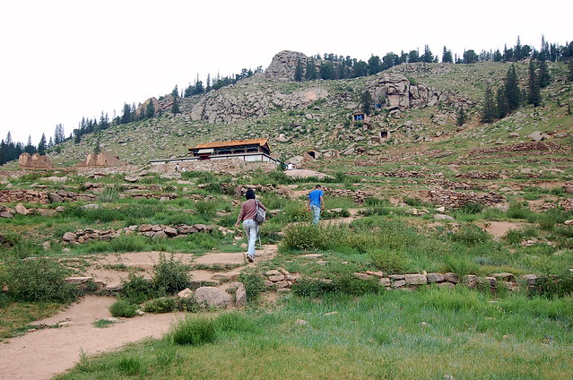 Manzushir Monastery, Bogd Khan 博格達汗山