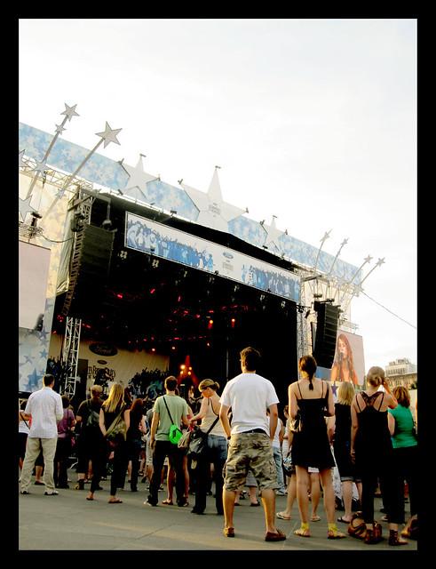 Festival em Montreal