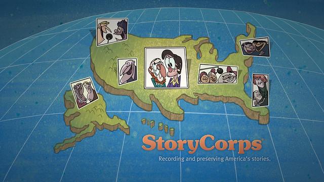 StoryCorps Shorts 2011