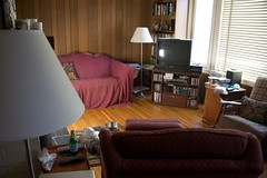 Living Room: Before