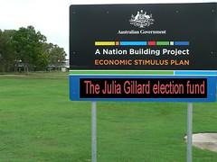 The Julia Gillard election fund
