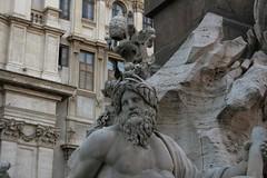 springvand på piazza navona