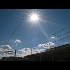 20100804 summer sky