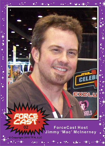 ForceCast/CV Exclusive Trading Card #2