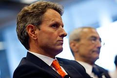 Secretary Timothy F. Geithner,  John Podesta